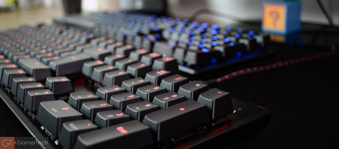 HyperX Alloy FPS vs Roccat Suora