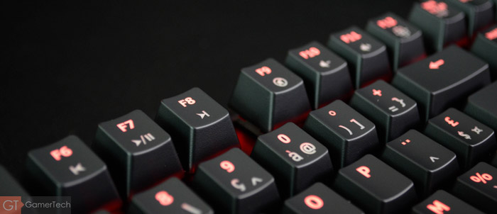 HyperX Alloy : touches multimédias