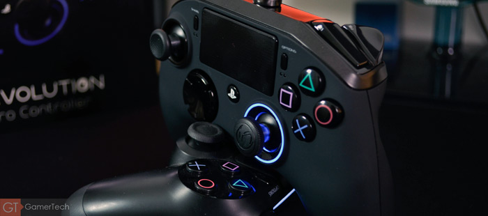 Boutons manette PS4 Nacon
