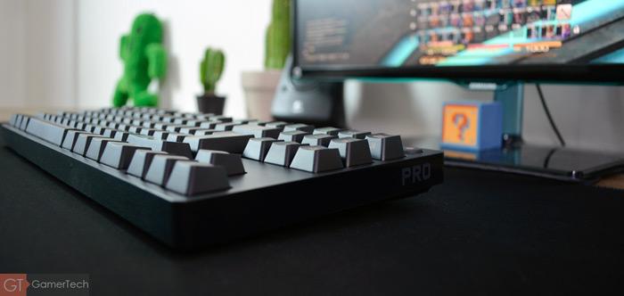 Clavier gaming TKL