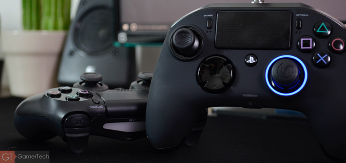 Comparatif manette PS4