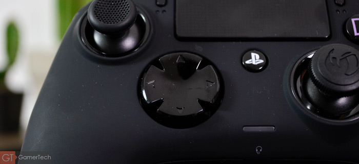 D-Pad 8 axes Manette PS4