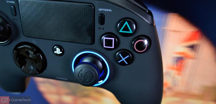 Manette eSport pour PS4