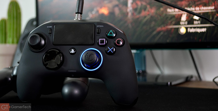 Performances de la Nacon Revolution Pro Controller