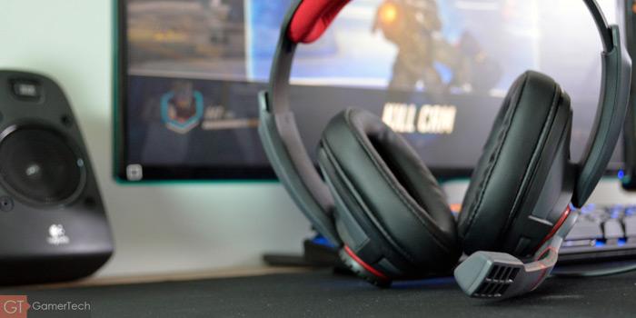 Sennheiser GSP 350 | TEST | Un casque gaming 7 1 Dolby Surround