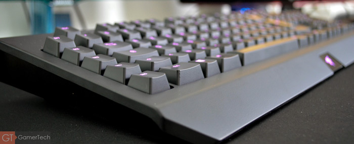 Touches macros sur clavier gamer