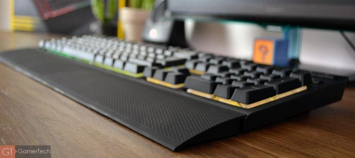 Corsair K55 RGB, un clavier gamer au bon rapport qualité/prix