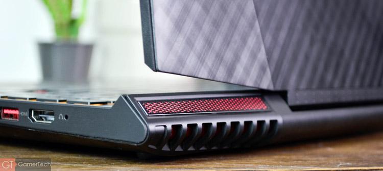 Le laptop pour joueurs de Lenovo est vraiment silencieux