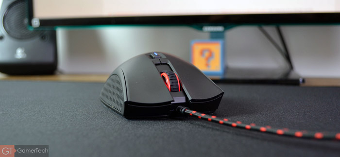 hyperx pulsefire fps test une souris un peu trop simple. Black Bedroom Furniture Sets. Home Design Ideas