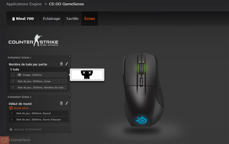 Application Engine SteelSeries