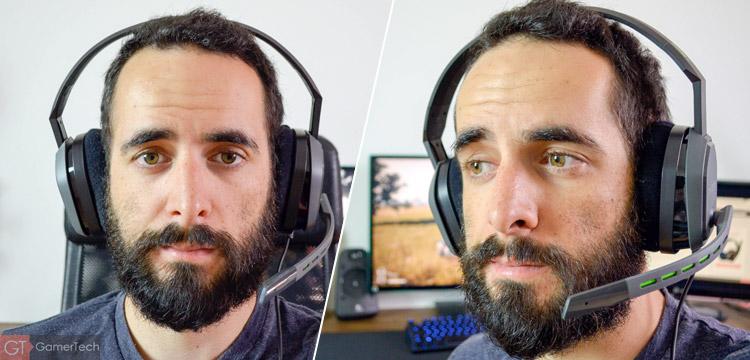 Confort du casque A10 de Astro Gaming