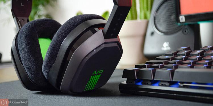 Les oreillettes de l'Astro A10 ne disposent pas de Mod Kits