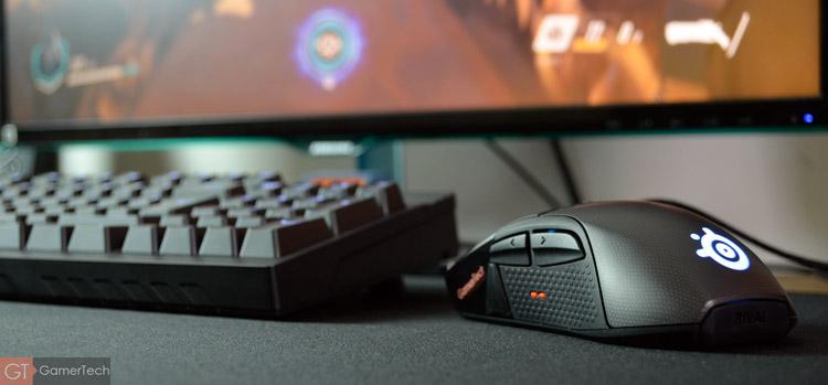 La Rival 700 offre d'excellentes performances pour le jeux-vidéo