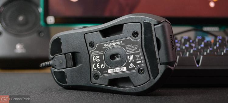 On pourra choisir entre un capteur laser ou optique