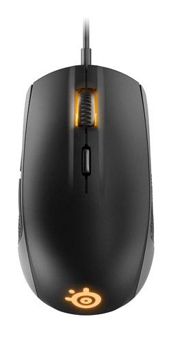 La SteelSeries Rival 100 est une bonne souris gamer à moins de 30 euros