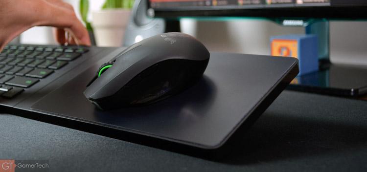 Tapis de souris magnétique pour les joueurs