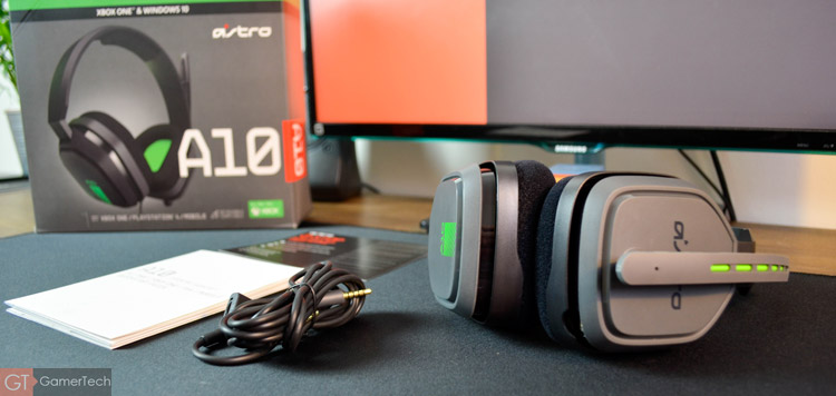 Unboxing Astro A10
