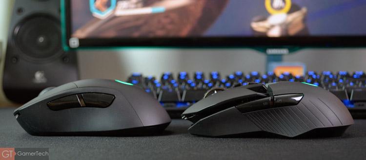 Quelle souris choisir entre la G903 et la G703