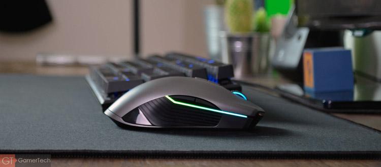 Quelle souris sans-fil choisir pour le jeu ?