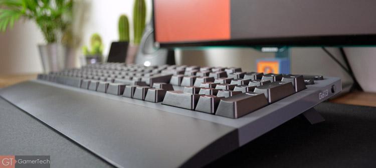 Notre avis sur le clavier Logitech G613