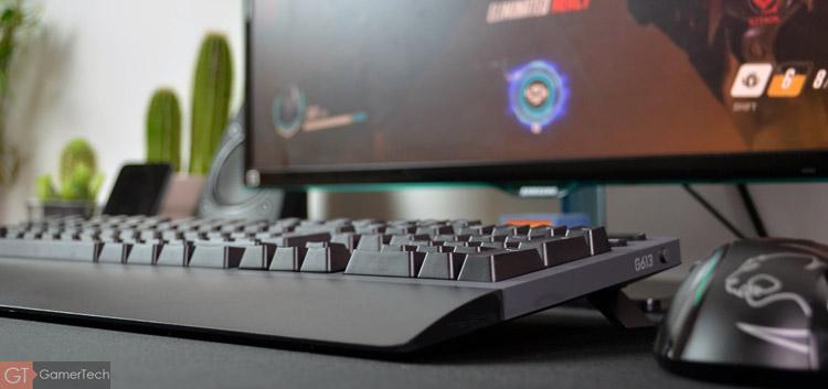 Clavier gamer sans-fil Logitech G613
