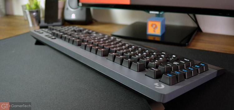 Le Logitech G613 permet de jouer sans-fil sur PC