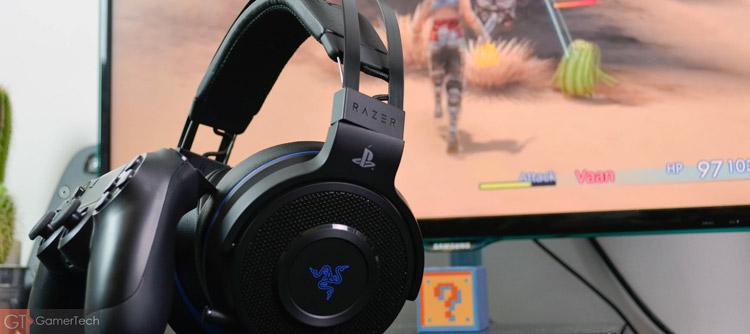 Casque PS4 sans-fil 7.1 Razer