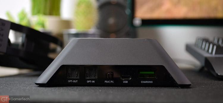 Connectique du Razer Thresher PS4