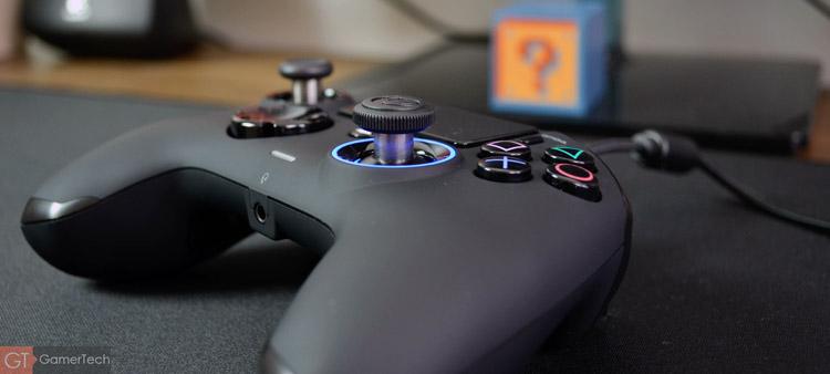 Les joysticks de la Nacon Revolution Pro Controller 2 sont paramétrables
