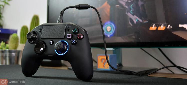 Manette PS4 et PC pour Pro et Esport