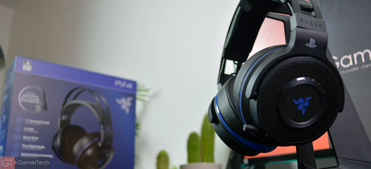 Razer Thresher Ultimate, un casque gamer sans-fil PC et consoles