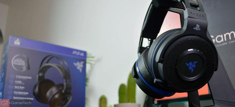 Razer Thresher Ultimate, un casque gamer sans-fil PC et consoles
