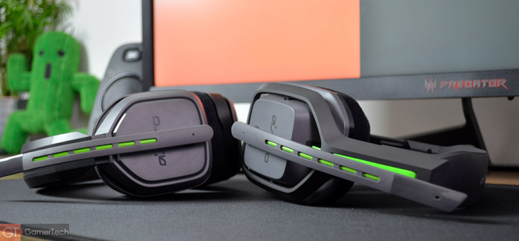 Le casque fonctionne sans-fil sur PC, Xbox et PS4