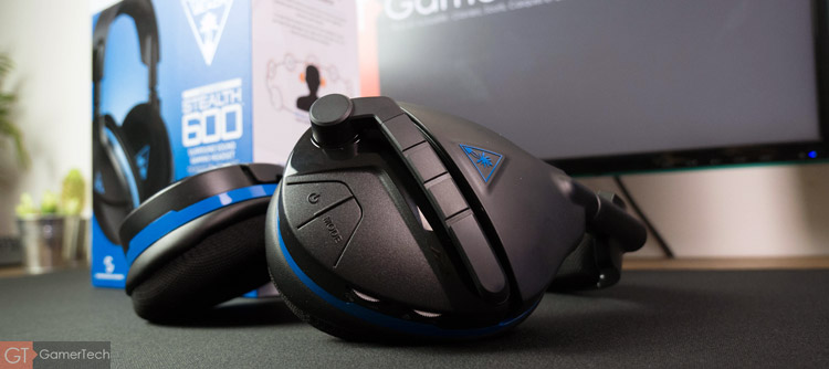 Casque gaming PS4 turtle Beach