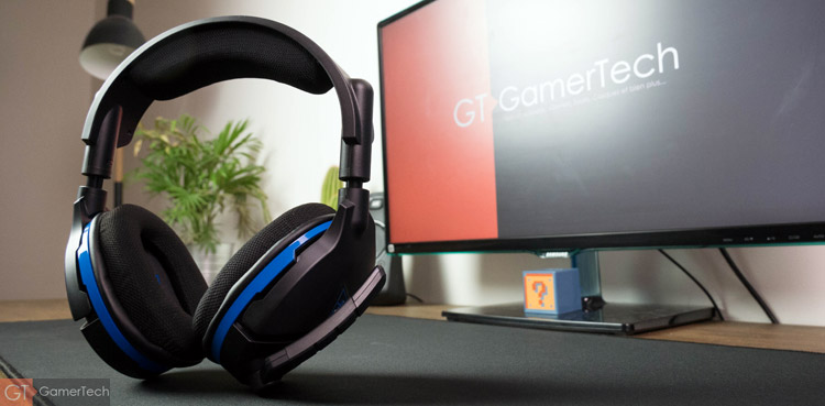 Casque Wireless pour PS4, Xbox et PC