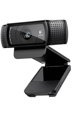Logitech C920 - Meilleure webcam twitch