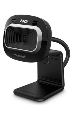 Microsoft LifeCam HD3000 - Webcam stream pas cher