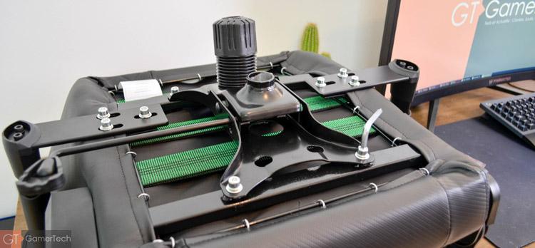 Système de levage fauteuil gamer Corsair