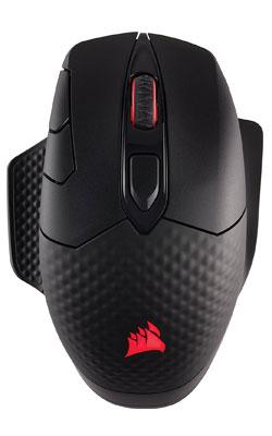 Corsair Dark Core RGB - La première souris sans-fil de la marque