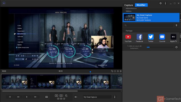 Enregistrer des vidéos depuis sa PS4