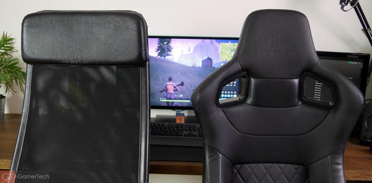 Fauteuil gaming vs fauteuil bureau