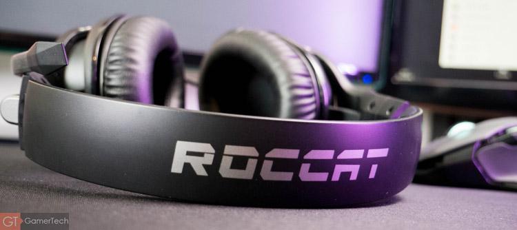 Arceau du casque gamer Roccat Khan