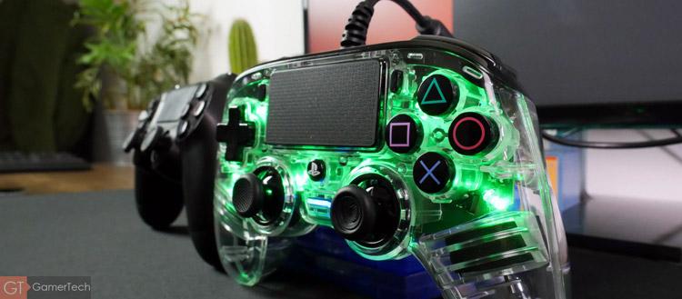 Boutons de la manette PS4 Nacon Compact