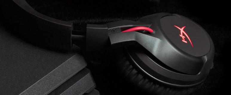 Un premier casque sans-fil pour HyperX