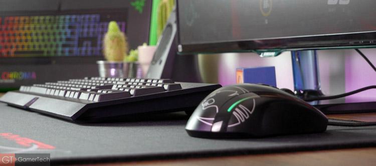 Avis sur le clavier Razer Cynosa Chroma