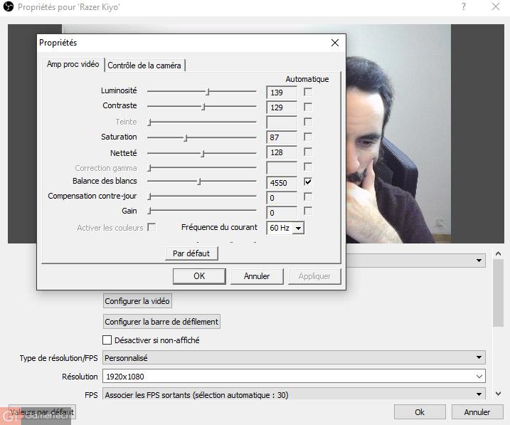 Razer Kiyo | TEST | Une webcam avec éclairage LED