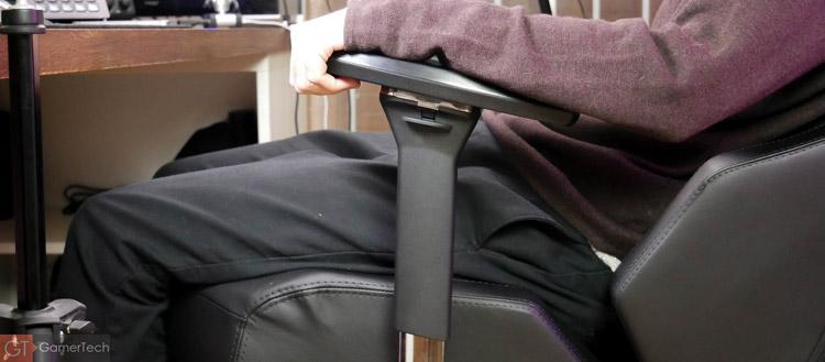 Confort des chaises Quersus GEOS et EVOS