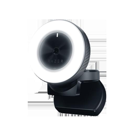 Test webcam Razer Kiyo