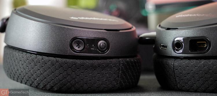 Le casque intègre une connexion Bluetooth sans-fil