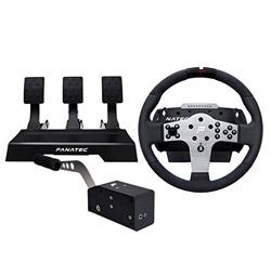 Pack complet volant PS4 avec pédalier et frein à main
